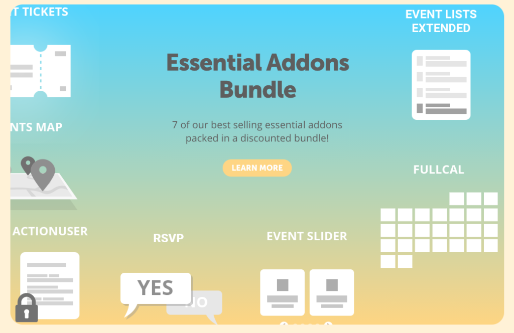 EventON - WordPress Event Calendar Plugin addons