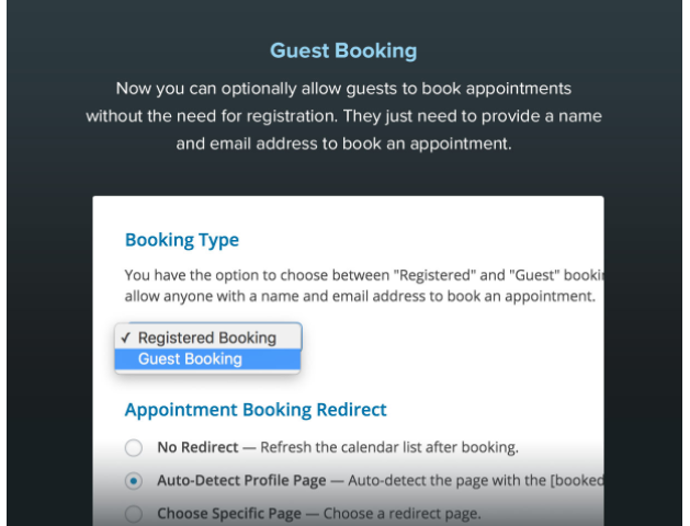 Booked - Appointment Booking for WordPress - 3
