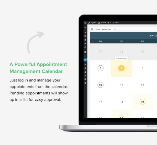 Booked - Appointment Booking for WordPress - 8