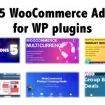 Top 15 WooCommerce Add-ons for WP plugins
