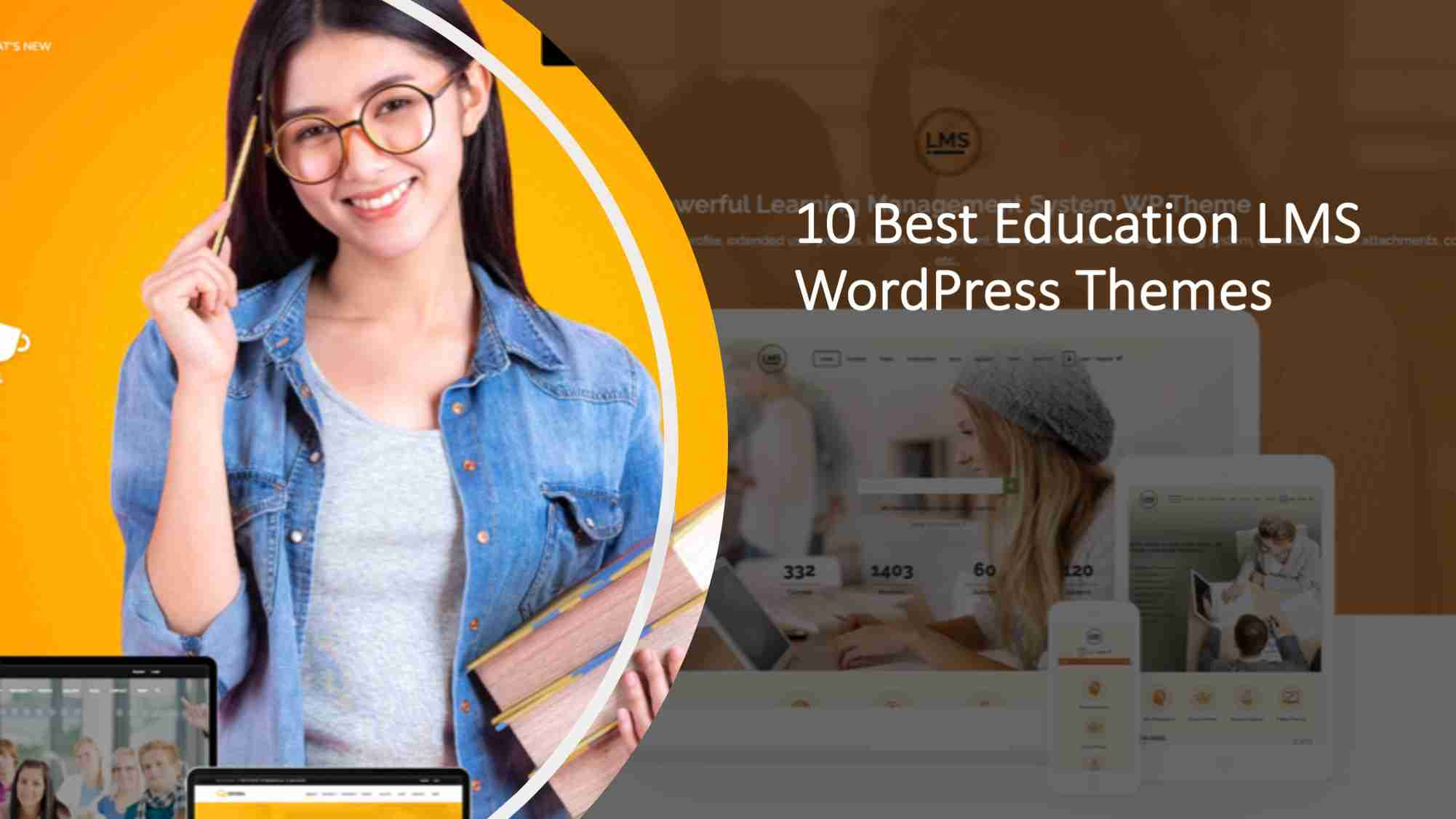 10 Best Education LMS WordPress Themes