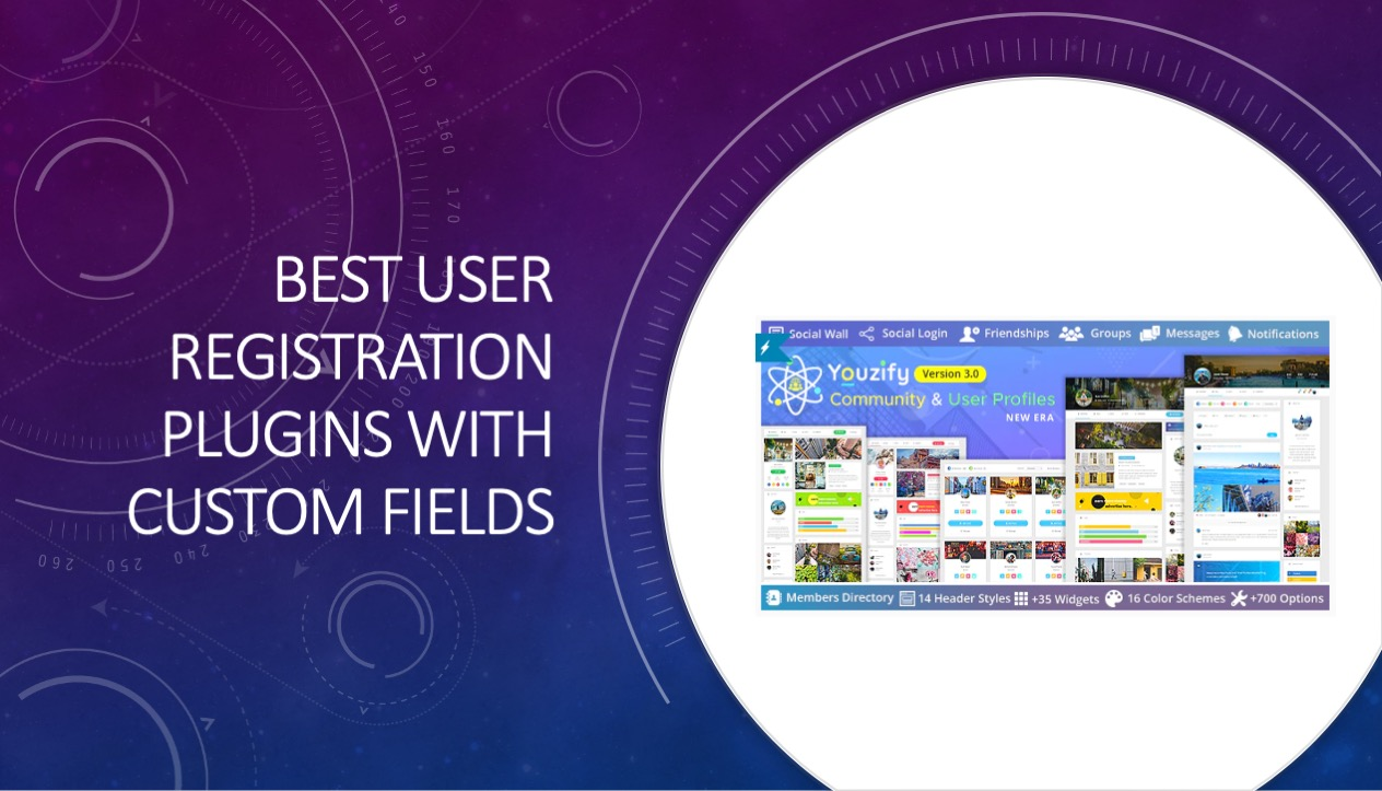 Best User Registration Plugins With Custom Fields