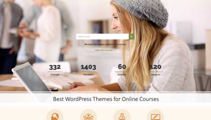 25 Best WordPress Themes for Online Courses in 2021