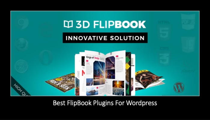 Best FlipBook Plugins For Wordpress