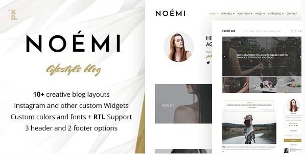 Noemi - Lifestyle & Fashion Blog