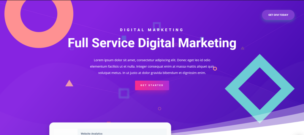 Divi – Theme and Visual Builder