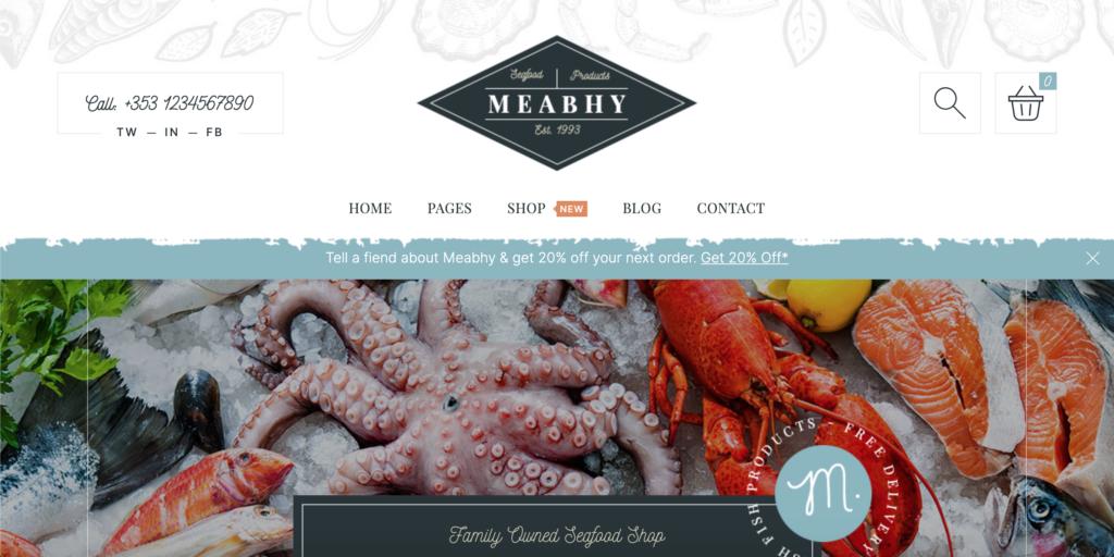 Meabhy - Meat Farm & Food Shop