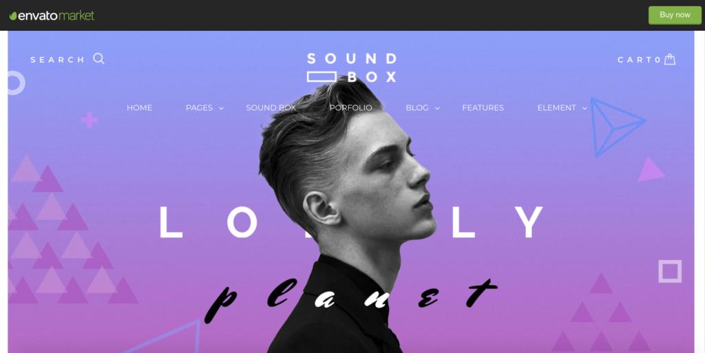 SoundBox   Easy Digital Downloads Responsive WordPress Theme